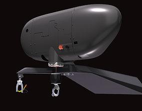 Hoist for Helicopter 3D