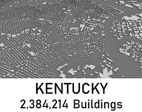 low-poly Kentucky - 2384214 3D Buildings