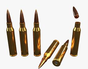 Lapua Magnum Bullet 3D model