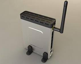 3D model Generic Router