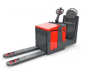 Pallet Truck Electrical 3D