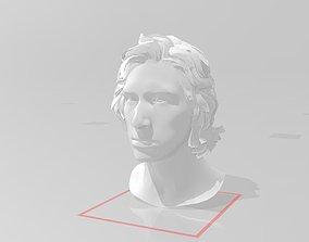 3D print model Star Wars Head Bundle 3 - Kylo Ren Ben Solo