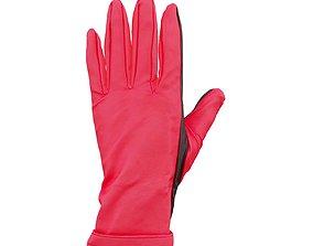 Two Tone Glove 3D model
