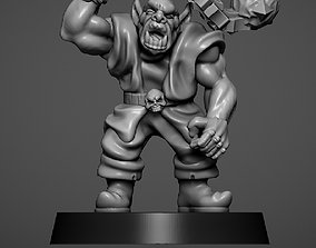 Dungeon Classic Orks 3D printable model