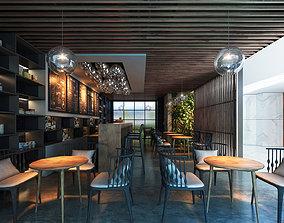 3D Restaurant 01