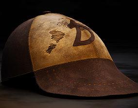 baseball cap hat 3D