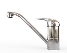 3D Kitchen Mixer Tap
