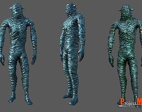 Strange creature 3D model