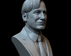 3D print model Saul Goodman from Breaking Bad and Better 2