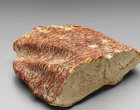 Raw baltic amber 1 3D asset