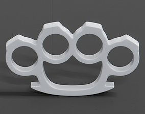 3D printable model Knuckles