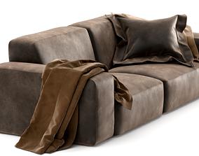 max divani bazar sofa 3D model