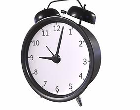 Classic Alarm Clock alarm-clock 3D asset