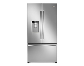 Whirlpool French-door refrigerator WRF954CIHM 3D model