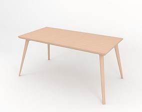 3D Karimoku New Standard Scout Table 180