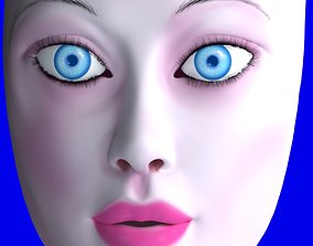 3D Textured Face powder