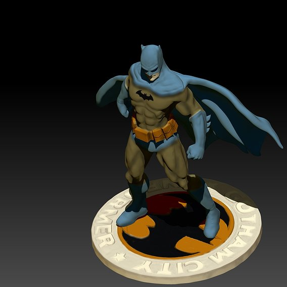 my Batman classic fan made