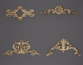 Trim Ornament 40 3D model