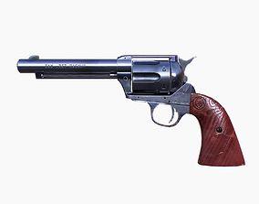 3D asset realtime Colt Peacemaker SAA CO2