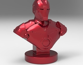 Iron man for 3d printing