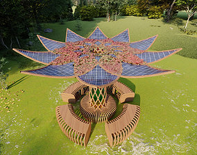 3D model Tree Of Life for EcoPark