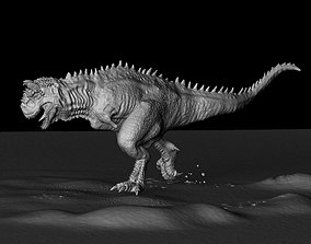 Carnotaurus Dino Model