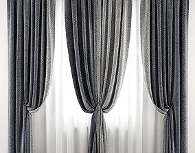 Curtain 93 3D model