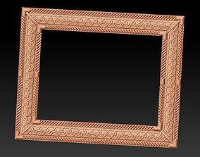 3D model frame 100