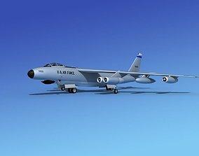 Boeing RB-47E Stratojet V02 3D