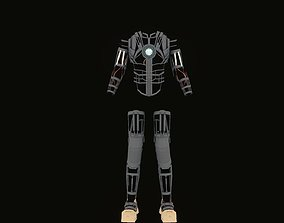 3D Iron Man Full Mech Armor