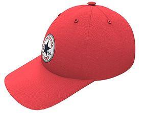 3D model Baseball Cap Collection