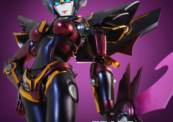 Windblade / Transformers Prime