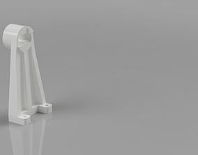 Enlarged Bracket for 3D printer FlashForge Dreamer