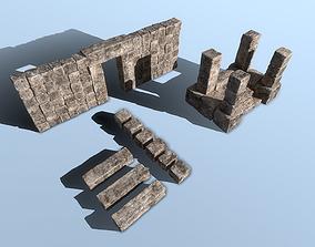 VR / AR ready Stone Asset
