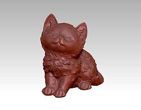3D printable model Cat animal pussy