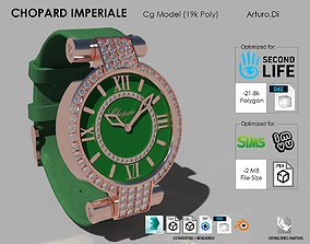 3D asset Chopard Imperiale Watch