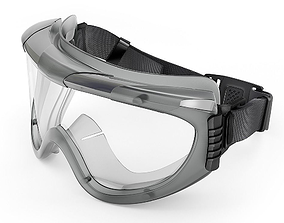 safety Safety glasses for worker 3D