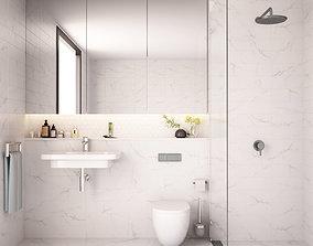 3D model Bathroom 12