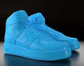 3D printable model Nike Air Force 1 High