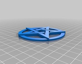 Pentacle 3D printable model