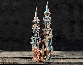 3D print model The Bronze City