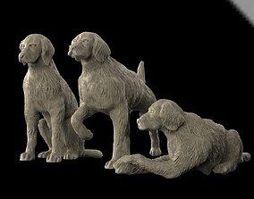 3D printable model dog friend