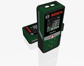 3D BOSCH PLR 40C - Laser Measurement