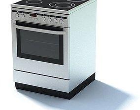 3D model Oven Home Appliance