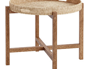 3D HM Round Tray Table