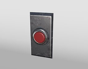 3D model Panic Button