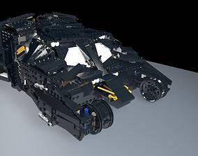 3D Legobatmobile