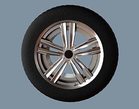 3D model AS rims collection 3 - VW Sebring