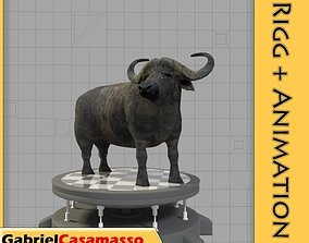 Buffalo 3D