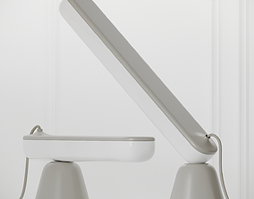 3D Normann Copenhagen Acrobat Table Lamp EU - 4 Colors